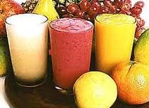Compro Bebidas de frutas