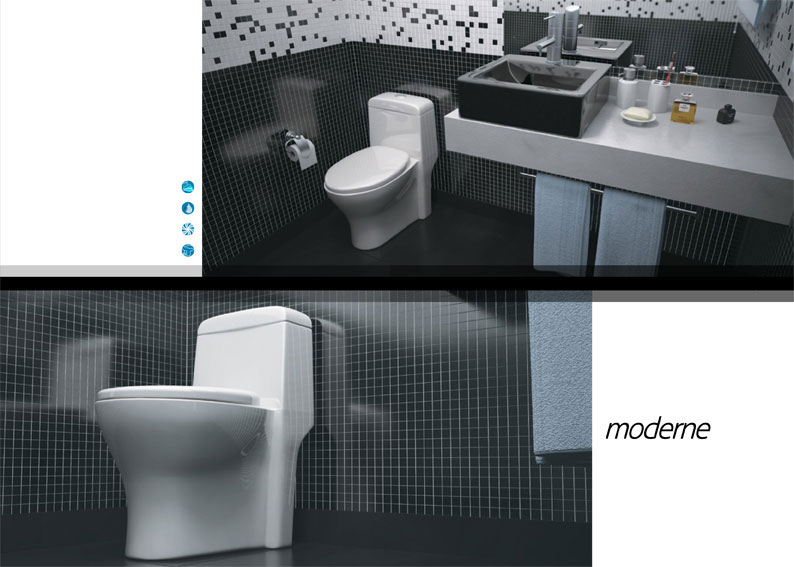 Compro Bacia Moderne