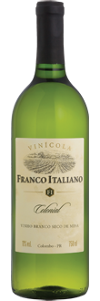 Compro Vinho Franco Italiano Branco Seco