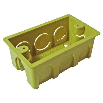 Compro Caixa Isoplast Amarela