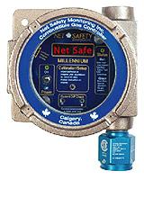 Compro Millenium - Detector de gas combustivel com sensor catalitico
