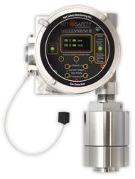 Compro Millenium II - Detector Multi Gas Mono ou Duplo Canal