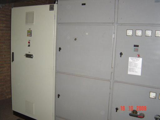 Compro Banco de Capacitores Automático