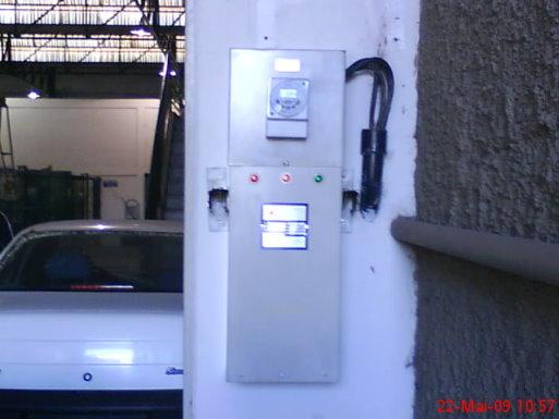 Compro Banco de Capacitores Semi Automático