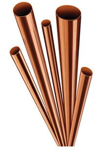 Compro Tubos de cobre