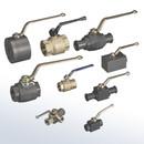 Compro Válvulas de Esfera para Alta Pressão