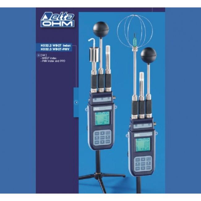 Compro Medidor de IBUTG HD 32.2