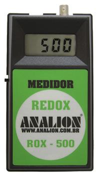 Compro Medidor Redox ROX 500