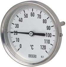 Compro Termometro Série RCA-Caixa em aço carbono