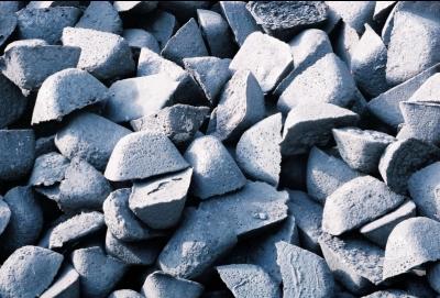 Compro Ferro Gusa