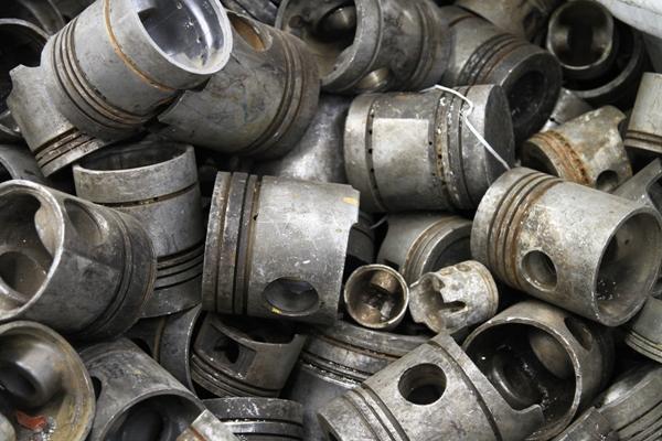 Compro Sucata de Alumínio