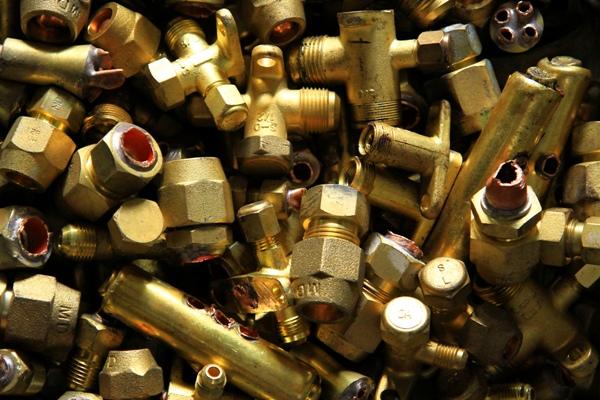 Compro Sucata de Metal (latão)