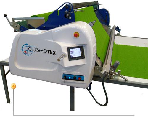 Compro Cosmotex - Máquina automática para enfestar qualquer tecido.