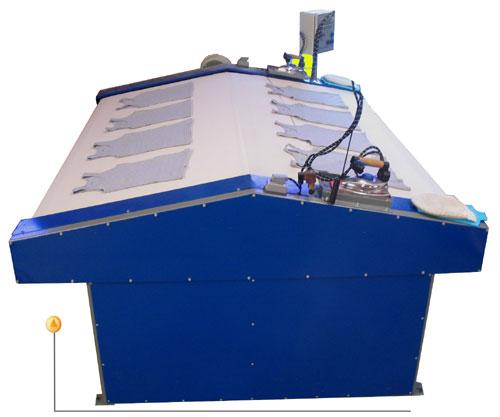 Compro Máquina de passar a vapor equipada com esteira automática (Passdoria Automática)