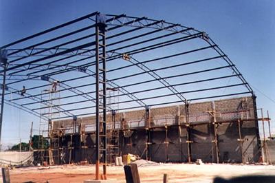Compro Estrutura Metálica