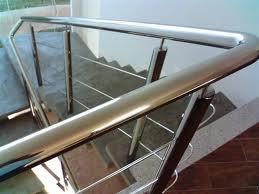 Compro Corrimão de aluminio