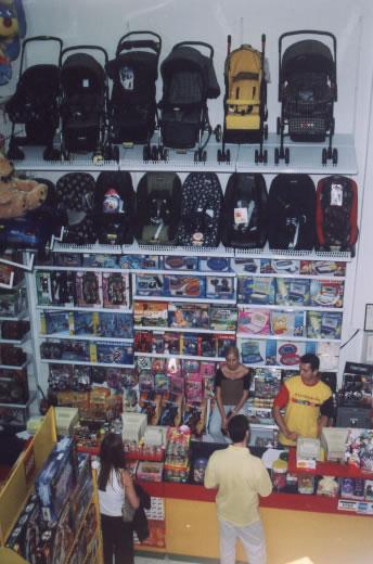 Compro Estantes para brinquedos