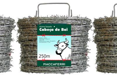 Compro Arame Farpado Cabeça de Boi