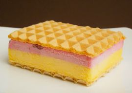Compro Sanduíche de sorvetes sabores morango