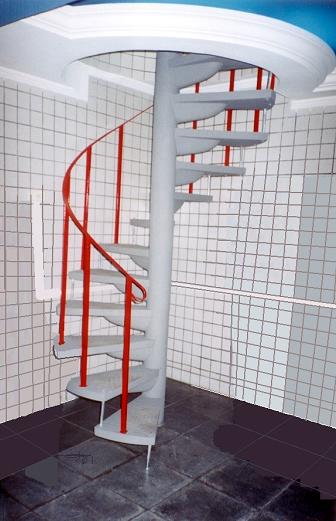 Compro Escadas radial