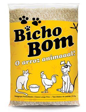 Compro Arroz Bicho Bom