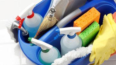 Compro Produtos de higiene e limpeza