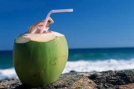 Compro Agua de coco natural