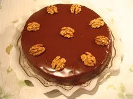 Compro Torta Nozes com Chocolate