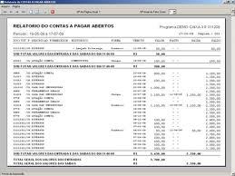 Compro Software Contas a Pagar