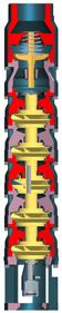 Compro Bombeador semi-axial