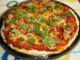 Compro Pizza de cogumelo