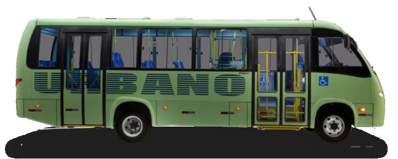 Compro Onibus W Fly Urbano