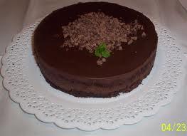 Compro Torta de mousse de chocolate