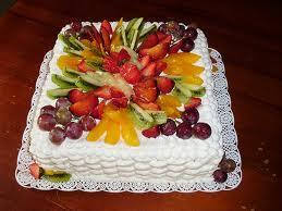 Compro Torta de frutas