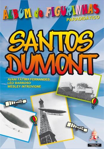 Compro Álbum de Figurinhas SANTOS DUMONT