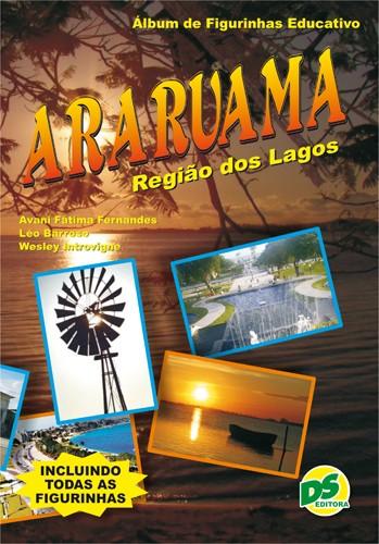 Compro Álbum de Figurinhas ARARUAMA