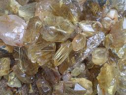 Compro Pedra de Cristal rutilado extra