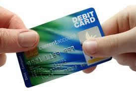 Compro Cartão de Débito