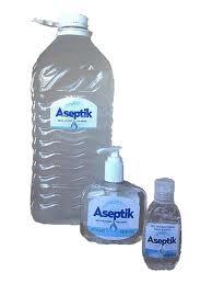 Compro Gel anti-séptico