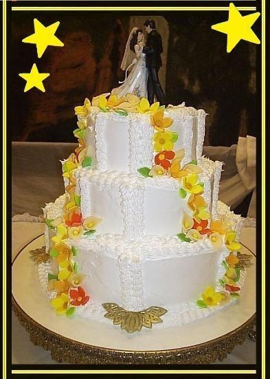 Compro Torta de casamento