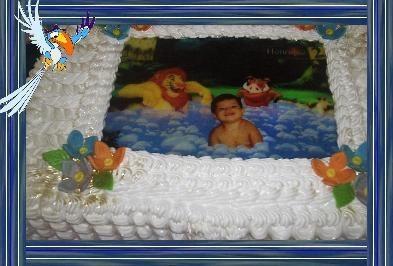 Compro Torta com foto