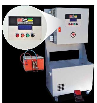 Compro Maquinas WRG 10 a 15 kW - 15 a 30 kHz