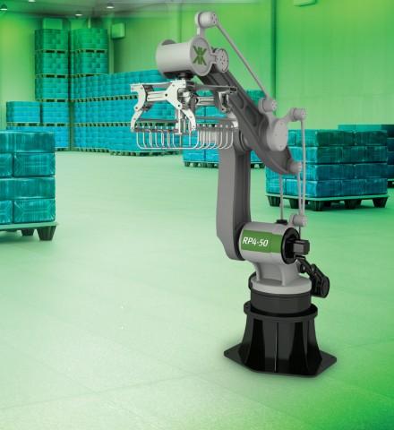 Compro Robo paletizador RP4-50