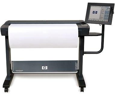 Compro HP designjet HD scanner