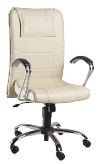Compro Cadeira de couro
