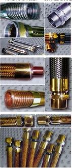 Compro Tubos Flexíveis Metal