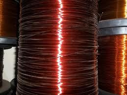 Compro Fios de alumínio esmaltados