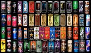 Compro Bebidas energeticas