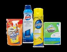 Compro Produtos para limpeza do lar