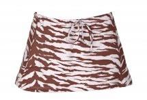 Compro Saia infantil estampa zebra